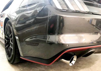Drukarnia PerfectColor - Car Wrap - Stylizacje - Ford Mustang