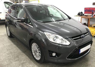 Drukarnia PerfectColor - Car Wrap - Zmiana koloru - Ford C-Max