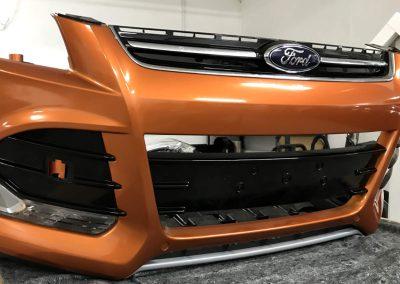 Drukarnia PerfectColor - Car Wrap - Zmiana koloru - Ford Kuga