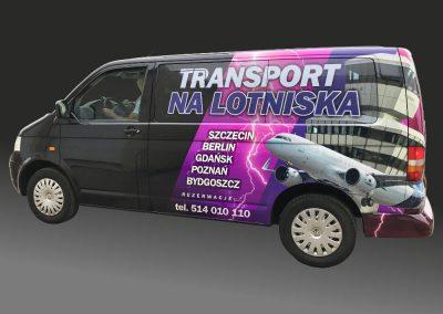 Drukarnia PerfectColor - oklejanie samochodów - Car Wrap