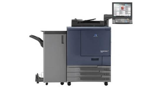 Drukarnia PerfectColor - o naszej drukarni - Konica Minolta C6000
