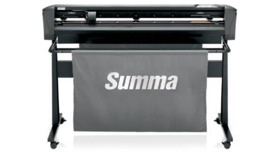 Drukarnia PerfectColor - o naszej drukarni - Summa D120
